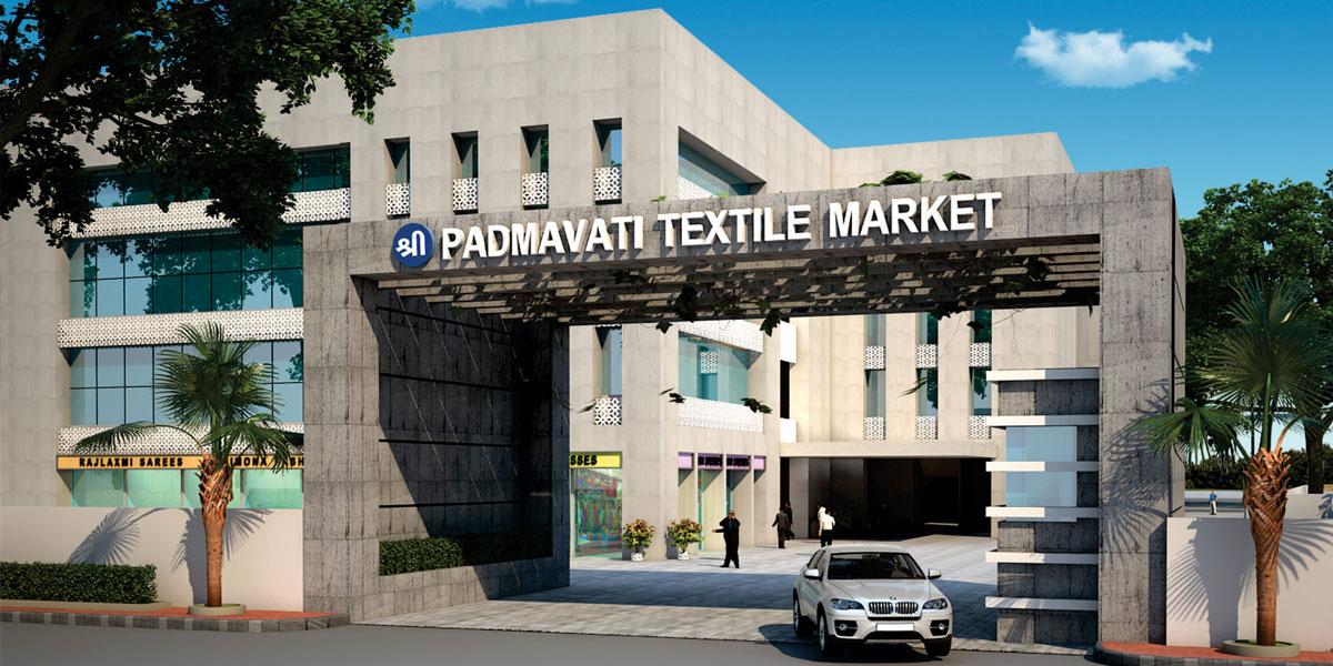 Padmavati Textile Market
